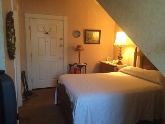Hotel Strasburg: Номер