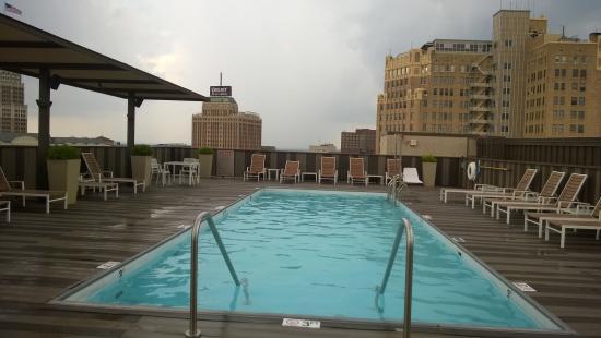 Rooftop Pool Picture Of Hyatt Regency San Antonio San Antonio Tripadvisor