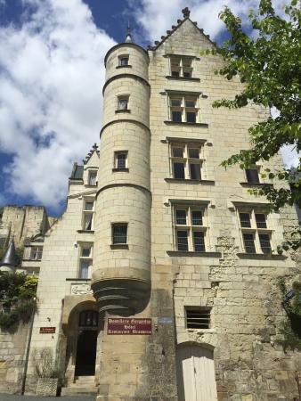 Hostellerie Gargantua : exterior