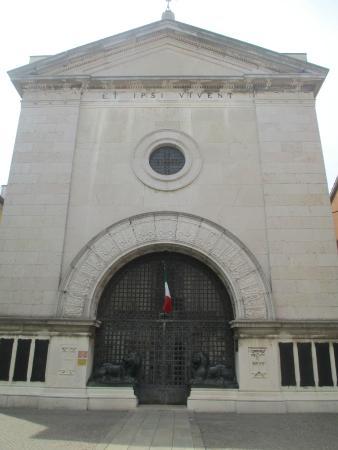 Ex Chiesa di San Nicola da Tolentino