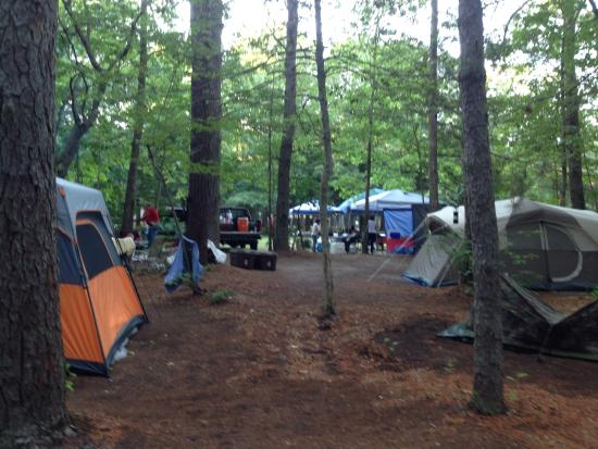 Campgrounds lambertville nj