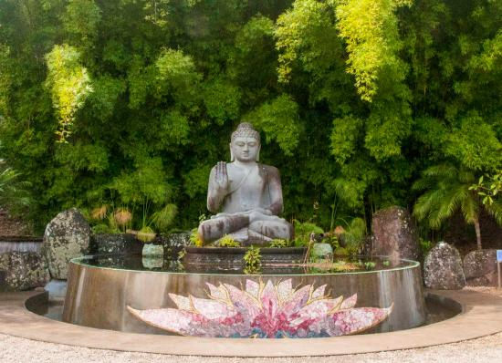 Mullumbimby, Australia: The Blessing Buddha