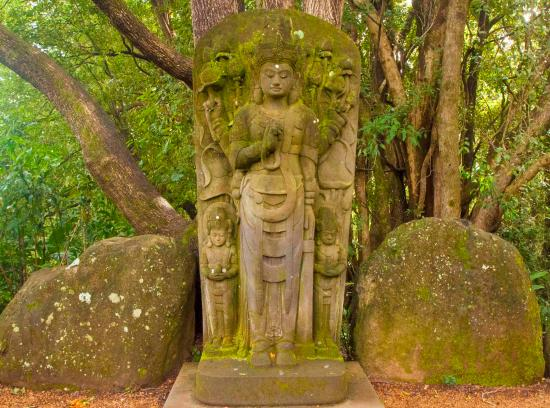 Mullumbimby, Australia: Avalokiteshvara- embodiment of compassion