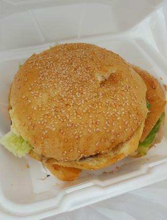 Burger Stop : Bun