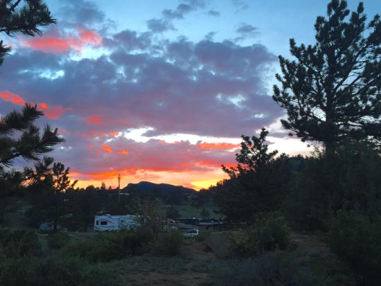 Foto de Mary's Lake Campground