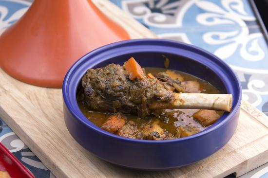 Kazbah Top Ryde: Lamb Shank Tagine