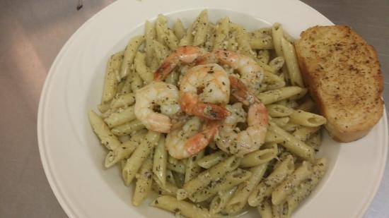 Ely, MN: Shrimp Cristoforo