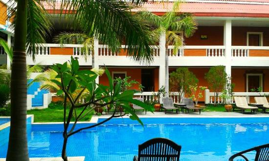 Arthawka  Hotel : Salt water swimming pool