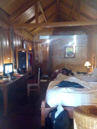 Patuno Resort Wakatobi: kamar deluxe