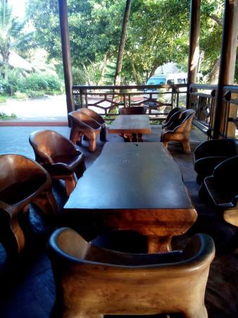 Patuno Resort Wakatobi: lobby