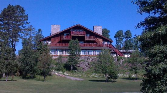 Ely, MN: lodge
