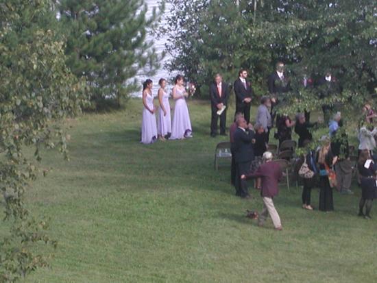 Ely, MN: wedding