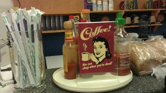 Soup For You: café...