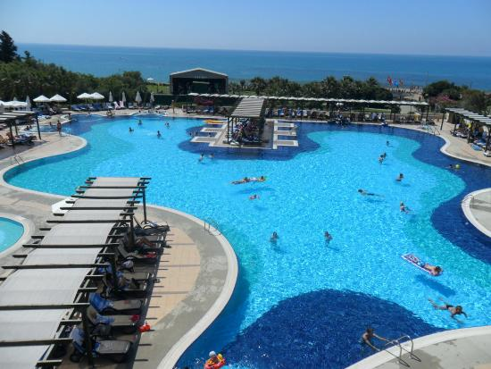 Asteria Sorgun Resort: Бассейн
