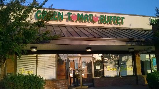 Green Tomato Buffet