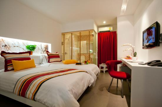 The Gallery Hotel: Deluxe room
