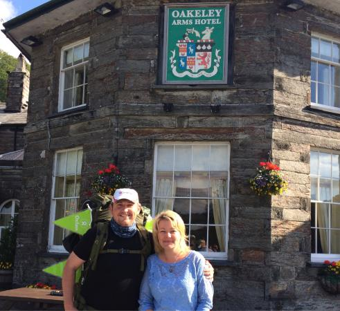 Oakeley Arms Hotel: photo0.jpg