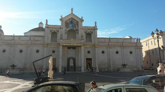 La Dolce Vista: Impressionen aus Manfredonia