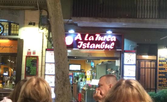 A La Turca