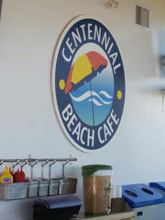 Centennial Beach Cafe