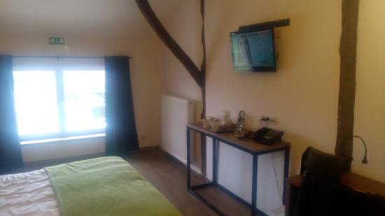 salle de bain Picture of Auberge Le Temps des Saveurs Paliseul