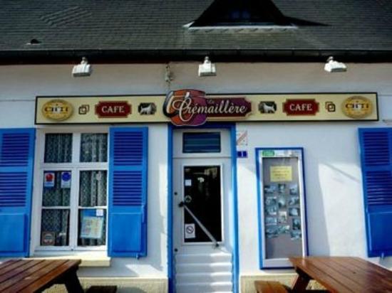 Boubers-sur-Canche, ฝรั่งเศส: La façade de la Crémaillère