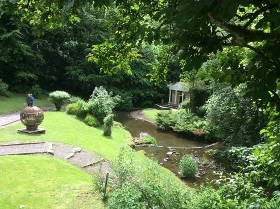Awesome Vindolanda: The Pretty Gardens