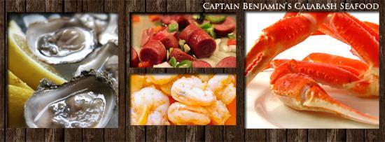Captain Benjamin's Calabash Seafood