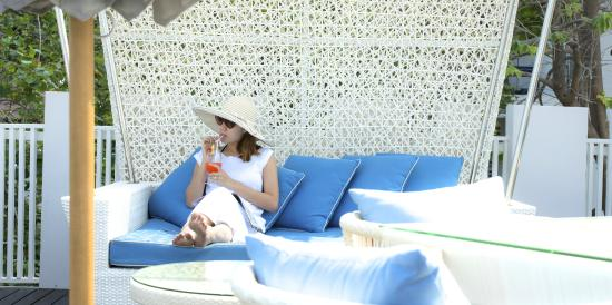 The Rock Hua Hin Resort: relax place