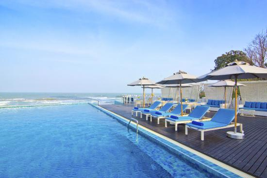 The Rock Hua Hin Resort: pool