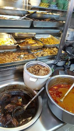 Bao MA Curry Fish Head