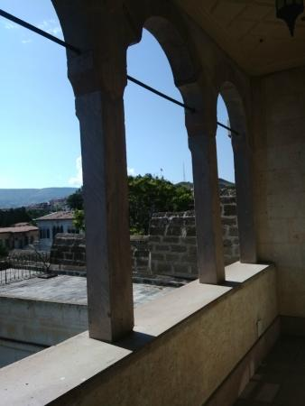 Gul Konaklari - Sinasos Rose Mansions: Balkon