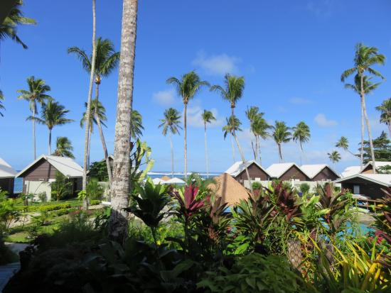 Rooms: Looking Back Towards The Resort
