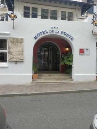 Grand Hotel de La Poste : Entrance