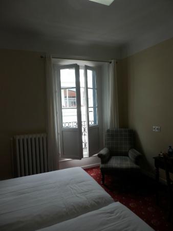 Grand Hotel de La Poste : Bedroom