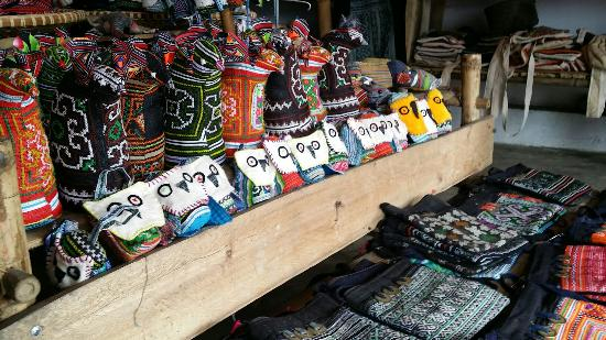 One Of The Only Hmong Owned Shops In Sapa And It Does Not Lack In