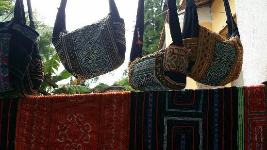 Hemp & Embroidery