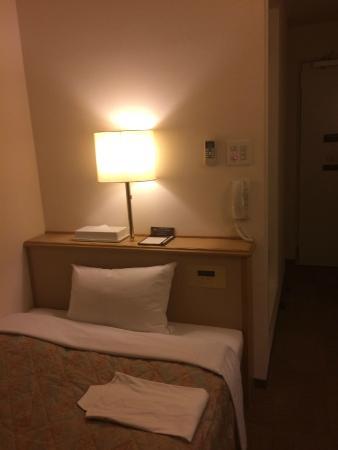 Kamenoi Hotel Yamaguchi Shimonoseki: シングルルーム