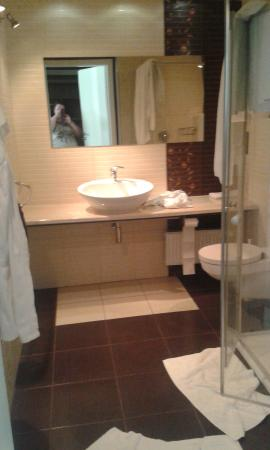 Marena Wellness & Spa : łazienka