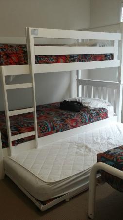 Grangewood Court Apartments Broadbeach: One of the bedrooms
