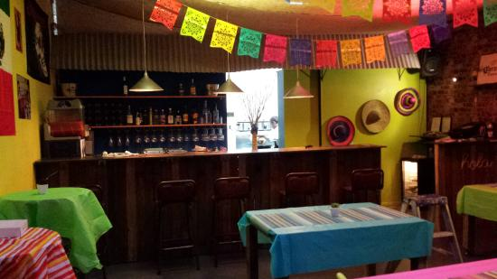 Coolum Beach, Australia: Jakes now does Mexican food