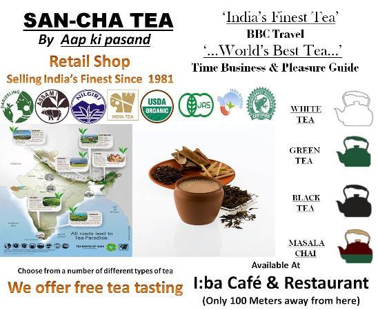 San-Cha Tea