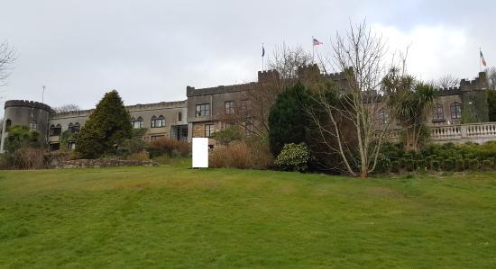 Abbeyglen Castle Hotel : Castle view