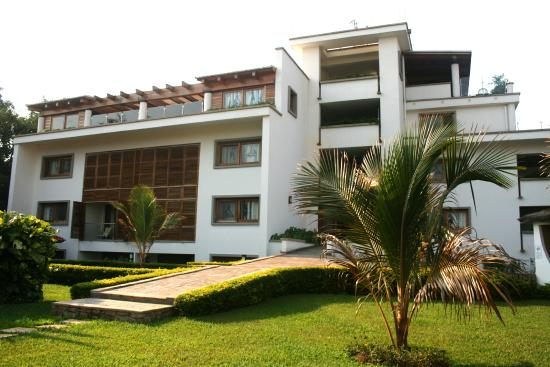 Hotel Club du Lac Tanganyika: Appartments