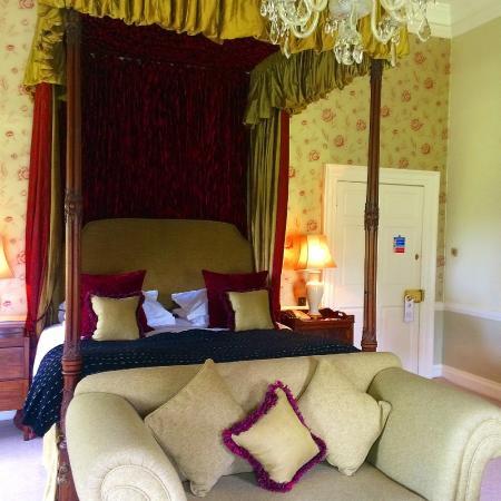 "Ston Easton Park Hotel: ""Master"" State Room"