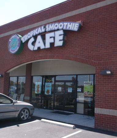 OBX Tropical Smoothie Cafe Southern Shores