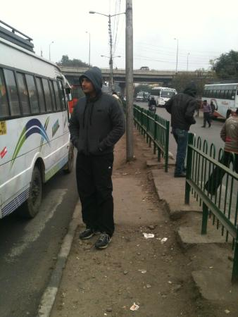 Jammu and Kashmir, India: jammu Bus stand