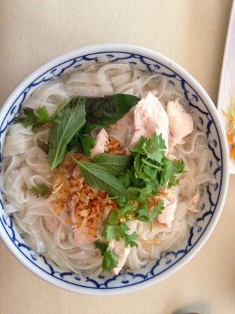 Tuk Tuk Thai: Rice Noodle Soup
