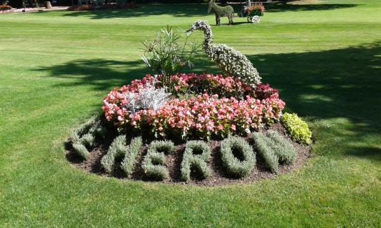 L 39 art topiaire photo de jardin dumaine lucon tripadvisor - Jardin topiaire ...