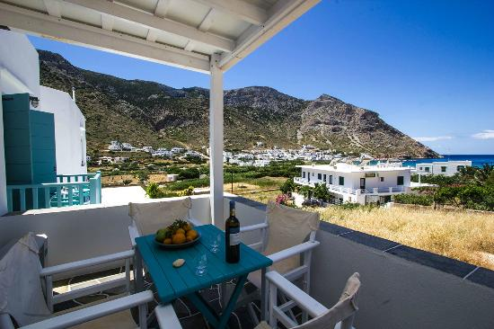 Iliofegaro Rooms Sifnos